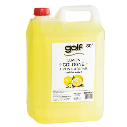 lemon cologne 5000ml